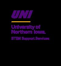 UNI STEM Support Services Logo.